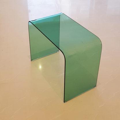Малка масичка Square зелена