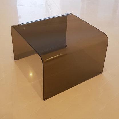 Малка масичка Square кафява 2