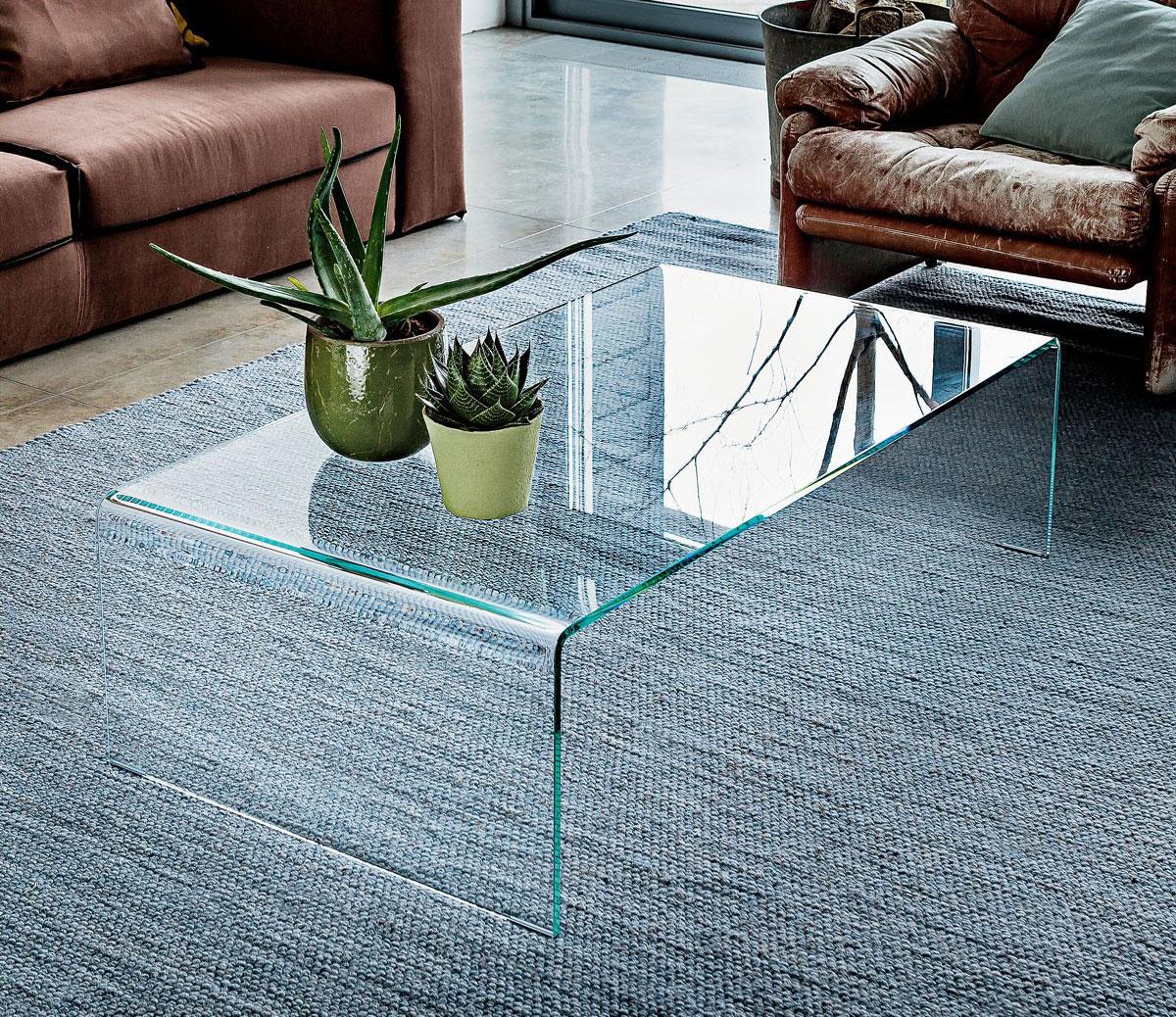 холна маса стъкло